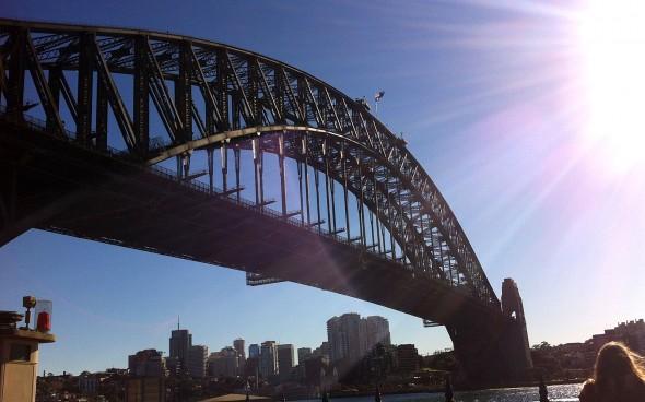 Weltneugier: Die Sydney Harbour Bridge