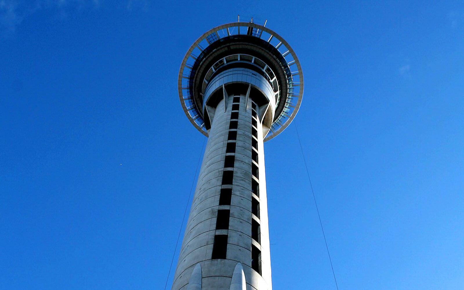 Weltneugier: Auckland Skytower