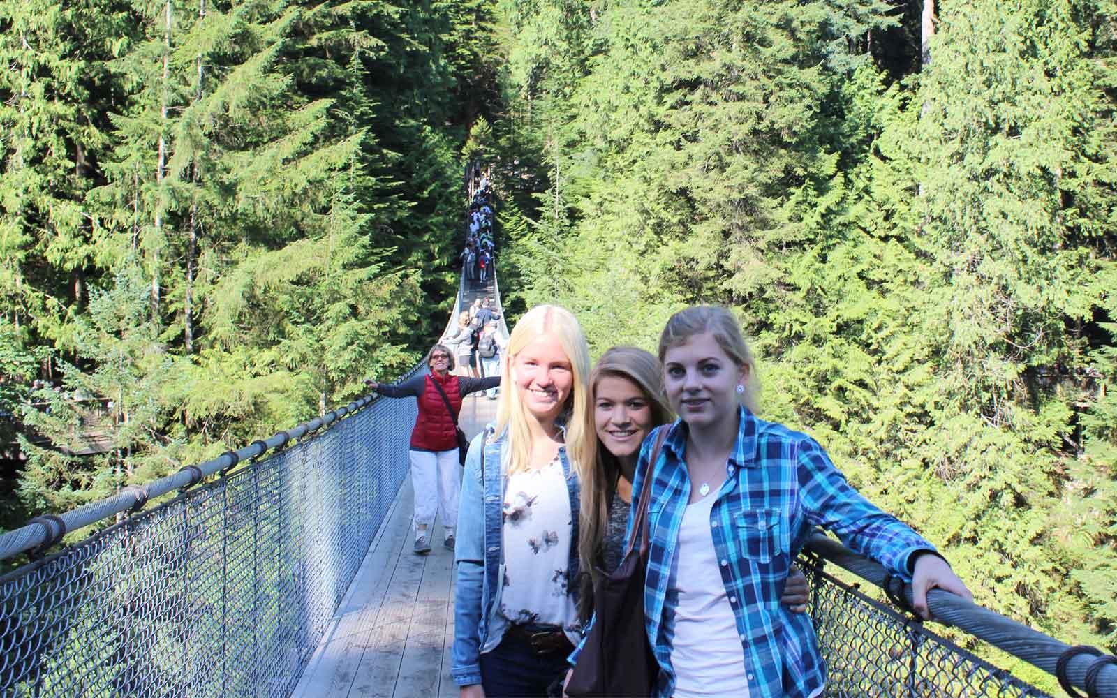 Ausflug in Kanada