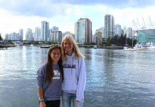 Alina in Kanada #1: Vom Fernweh getrieben