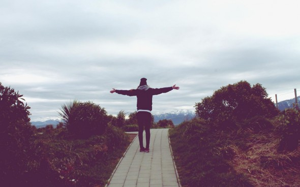 Farina erkundet Neuseeland