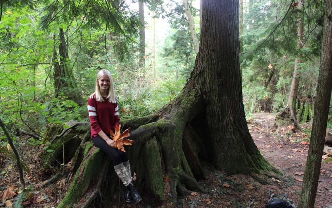 Alina in Kanada #2: Herbst in Kanada
