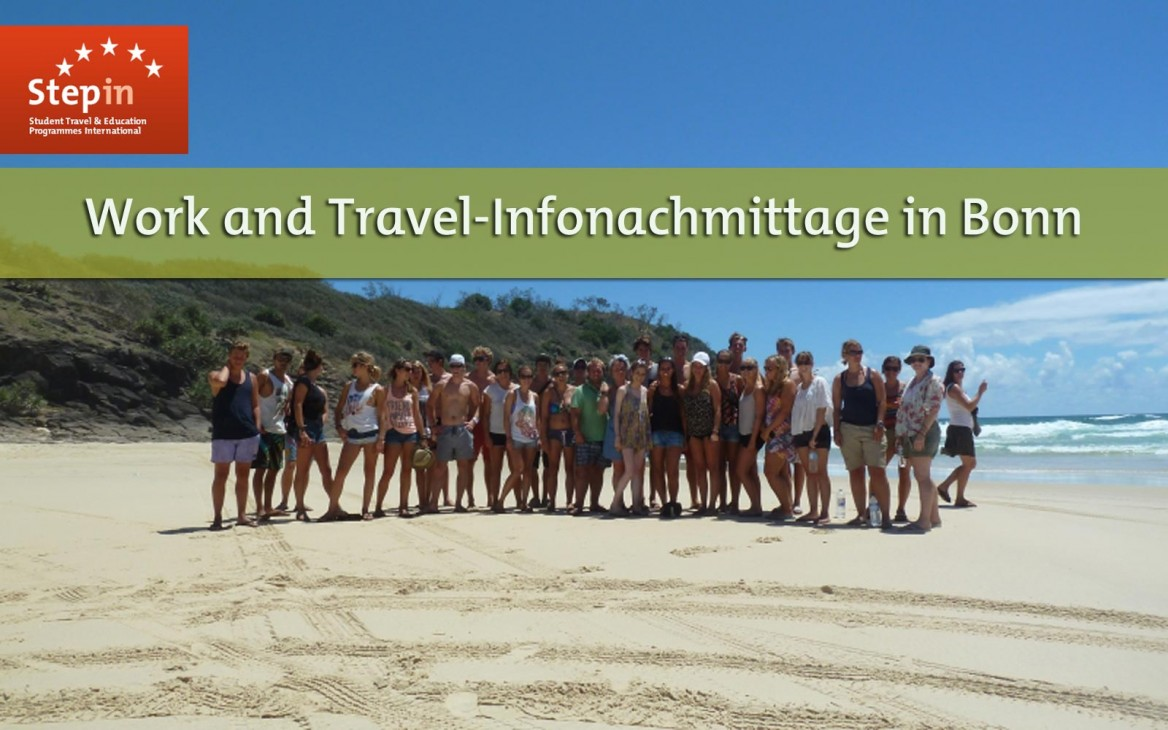 "News: ""Tea Time"" zum Thema ""Work & Travel"""