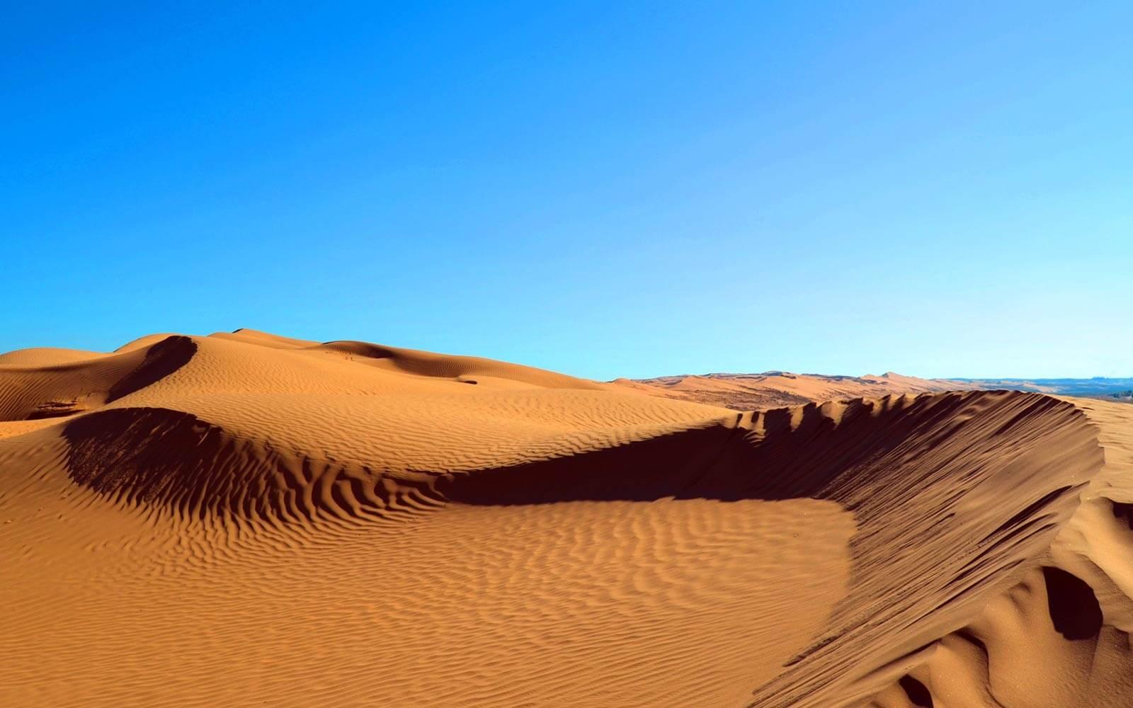 Wüste Innere Mongolei