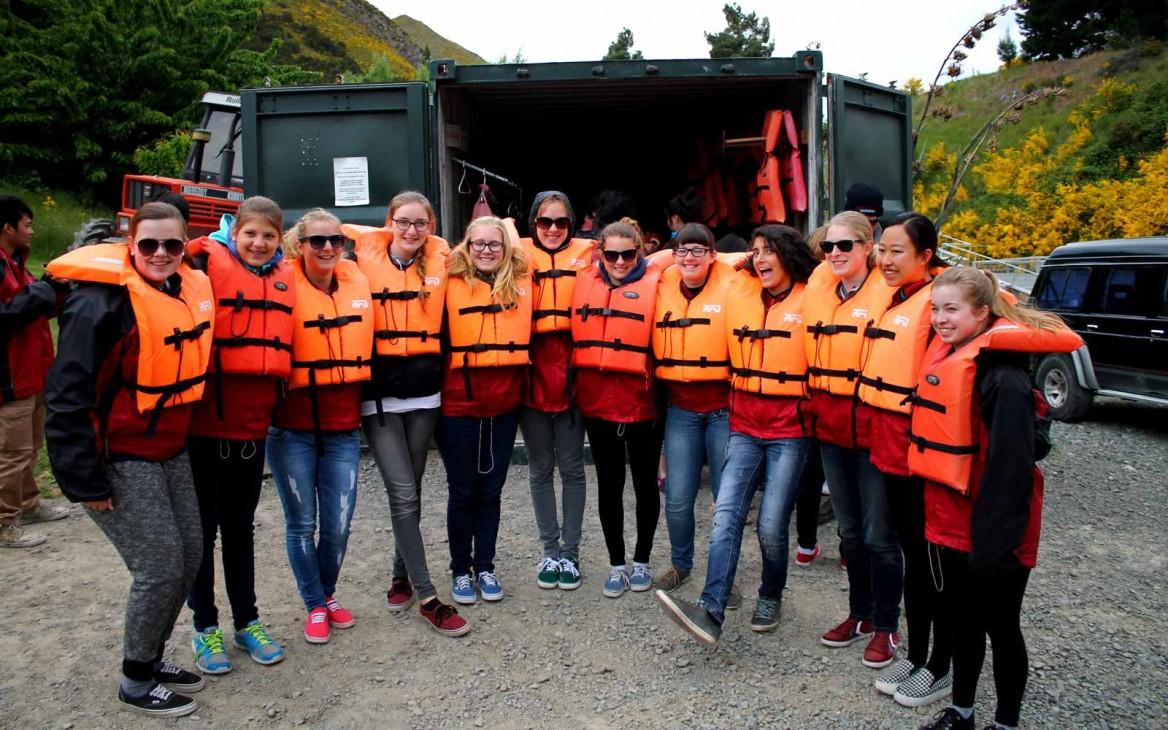 Farina in Neuseeland #4: Ein aufregender vorletzter Monat