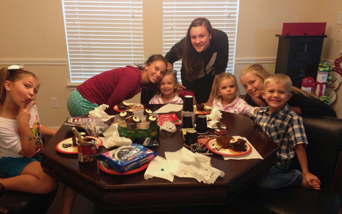 News: USA High School-Teilnehmer berichten von ihrem ersten Thanksgiving