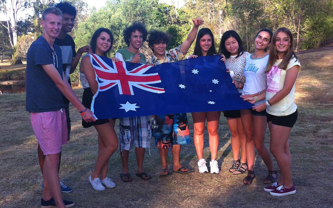Vincenza in Australien #5: Wieder daheim in Deutschland