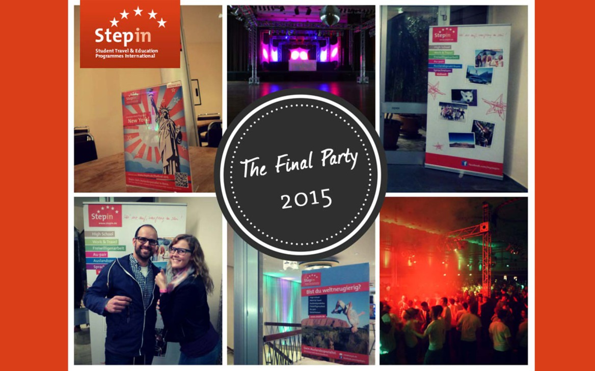 News: Stepin bei der »The Final«-Abiparty 2015