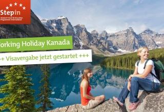 News: Working Holiday Kanada – Visavergabe jetzt gestartet