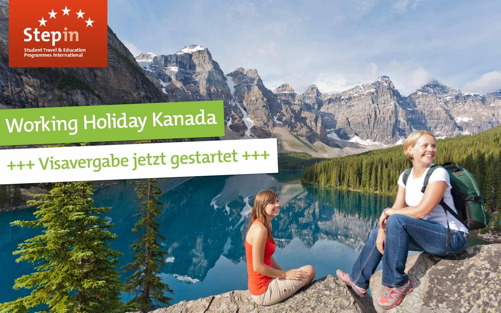 Visavergabe 2015 Kanada ist gestartet