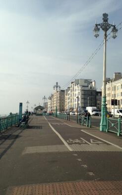 Ausflug zum Brighton Pier