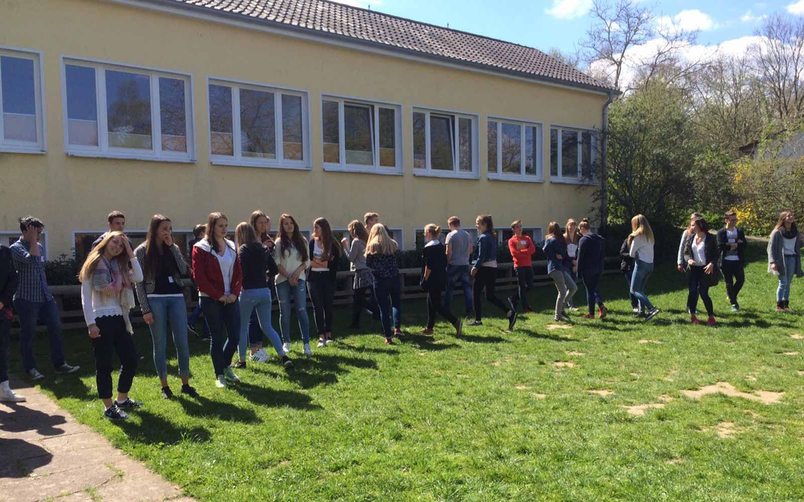 Interkulturelles Training 2015
