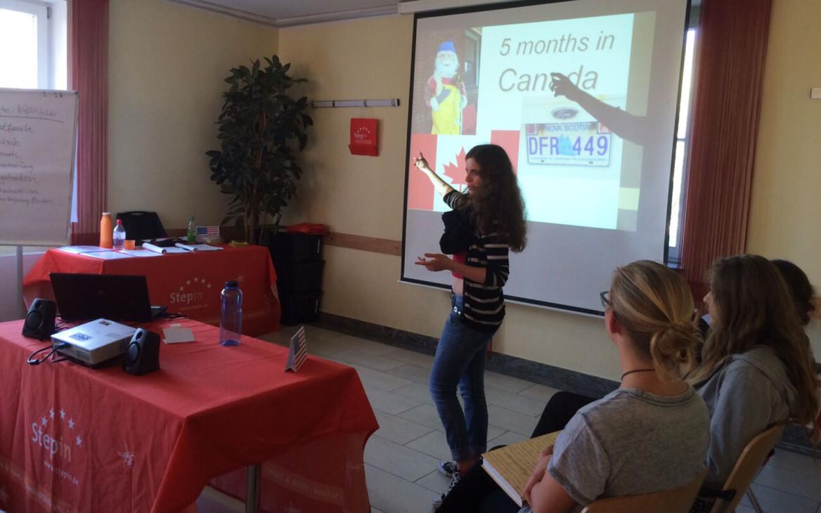 Lara in Australien #1: Das Vorbereitungsseminar