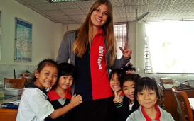 Teach and Travel China