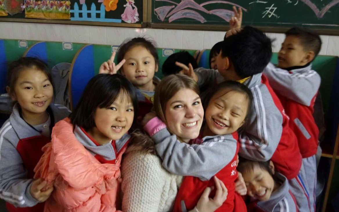 Teach and Travel China: Kiras halbes Jahr im Reich der Mitte