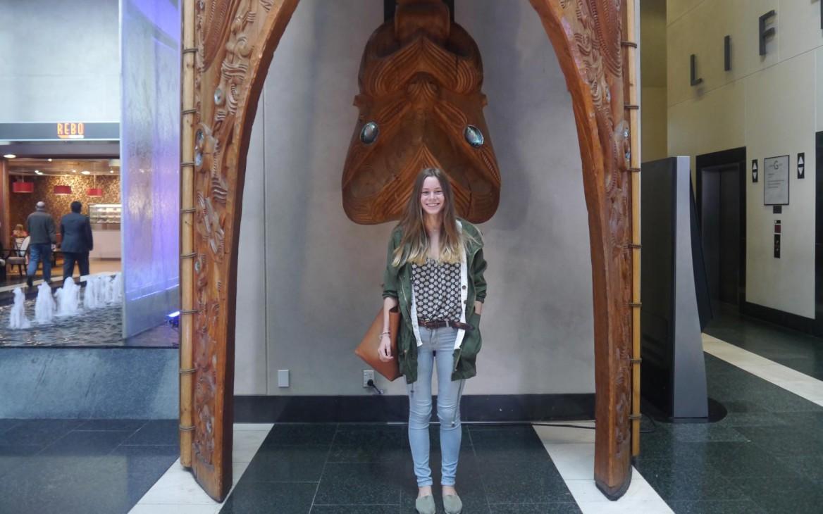 Miriam in Neuseeland #4: Orientation in Auckland