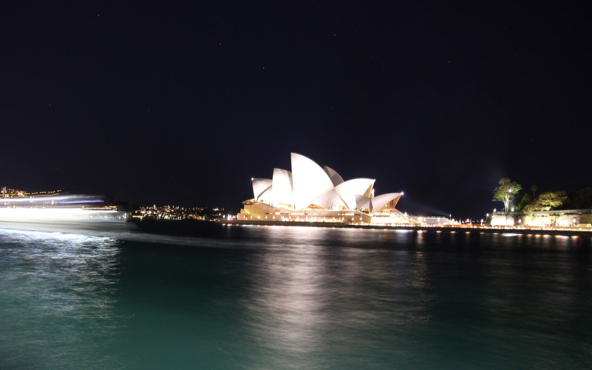 High School Australien: Gruppenausreise & Orientation in Sydney – Juli 2015