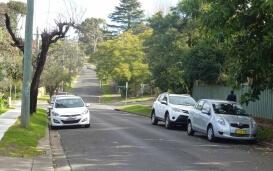 Straße in Australien