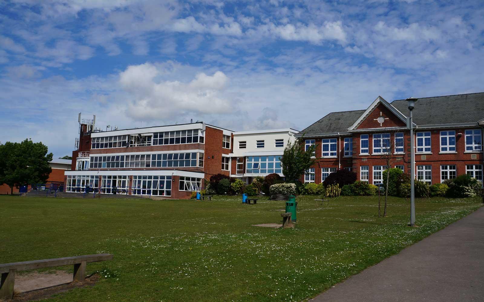 Hauptgebäude Itchen College