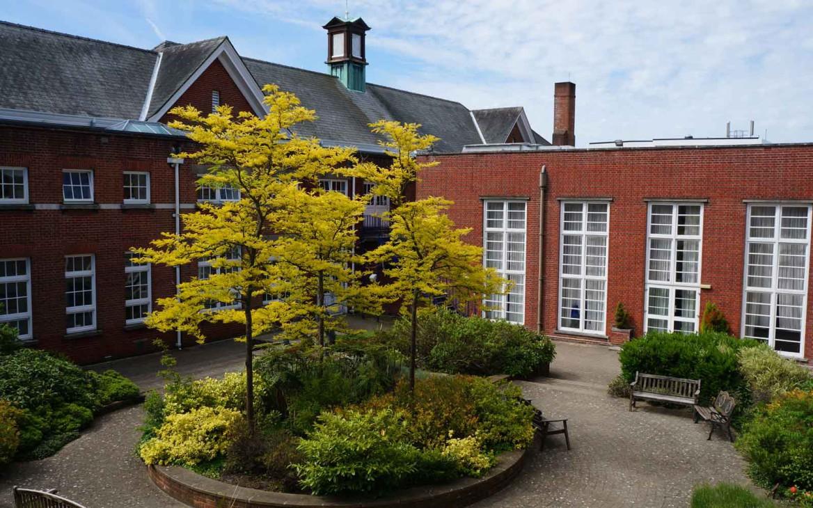 Eine Stepin-Reise nach England #2: Vor Ort am Itchen College