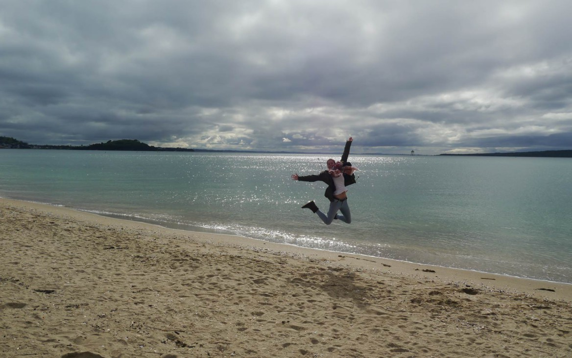 Miriam in Neuseeland #5: Ich bin verzaubert