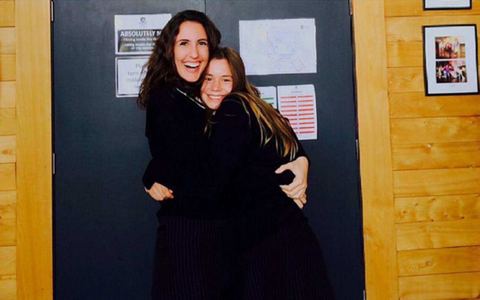 Miriam und Julia