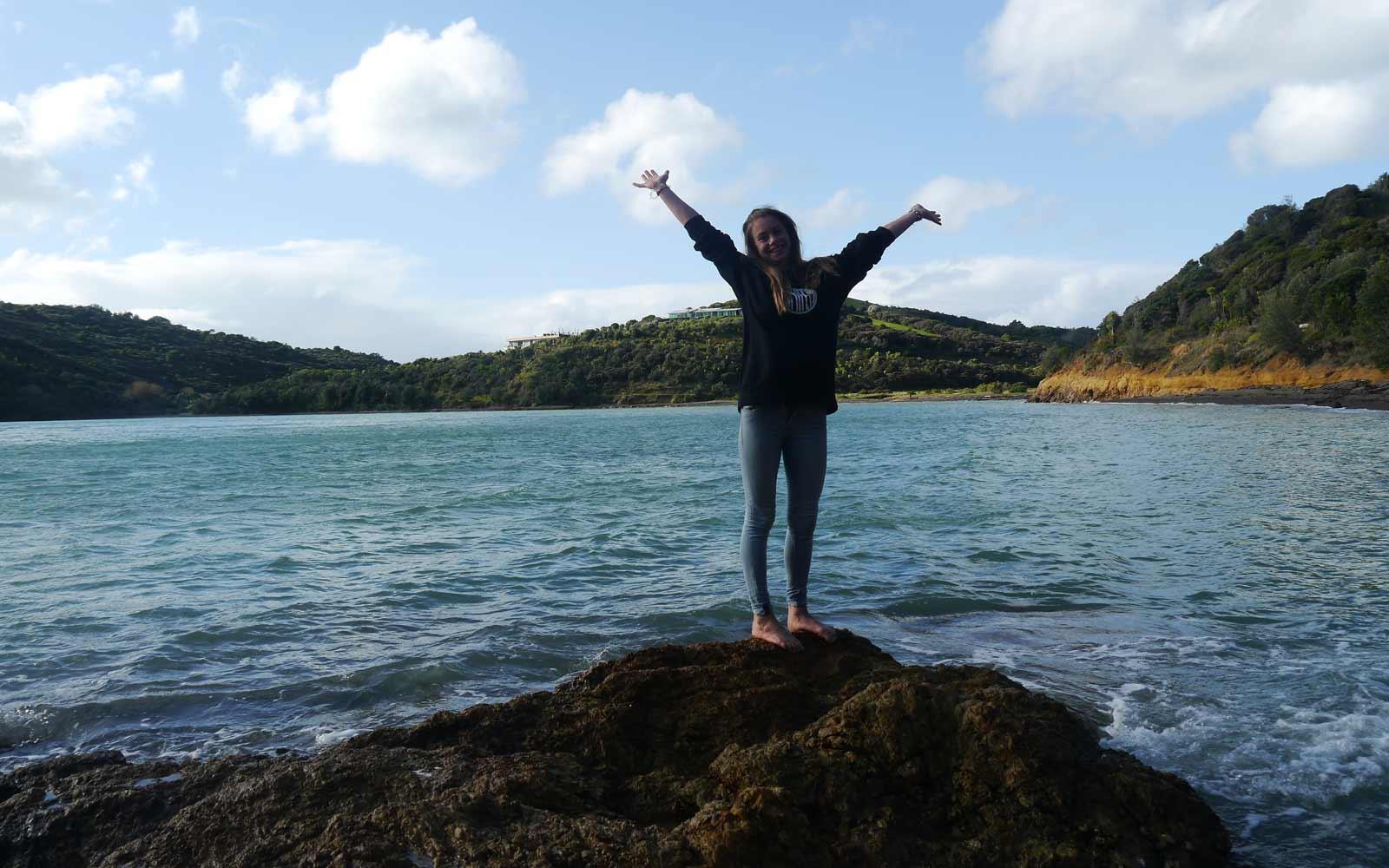 Miriam in Waiheke