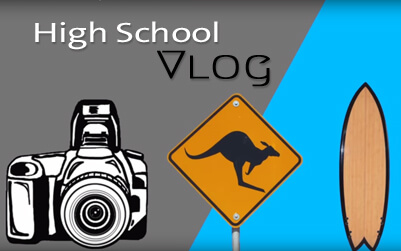 Alex in Australien - High School Vlog