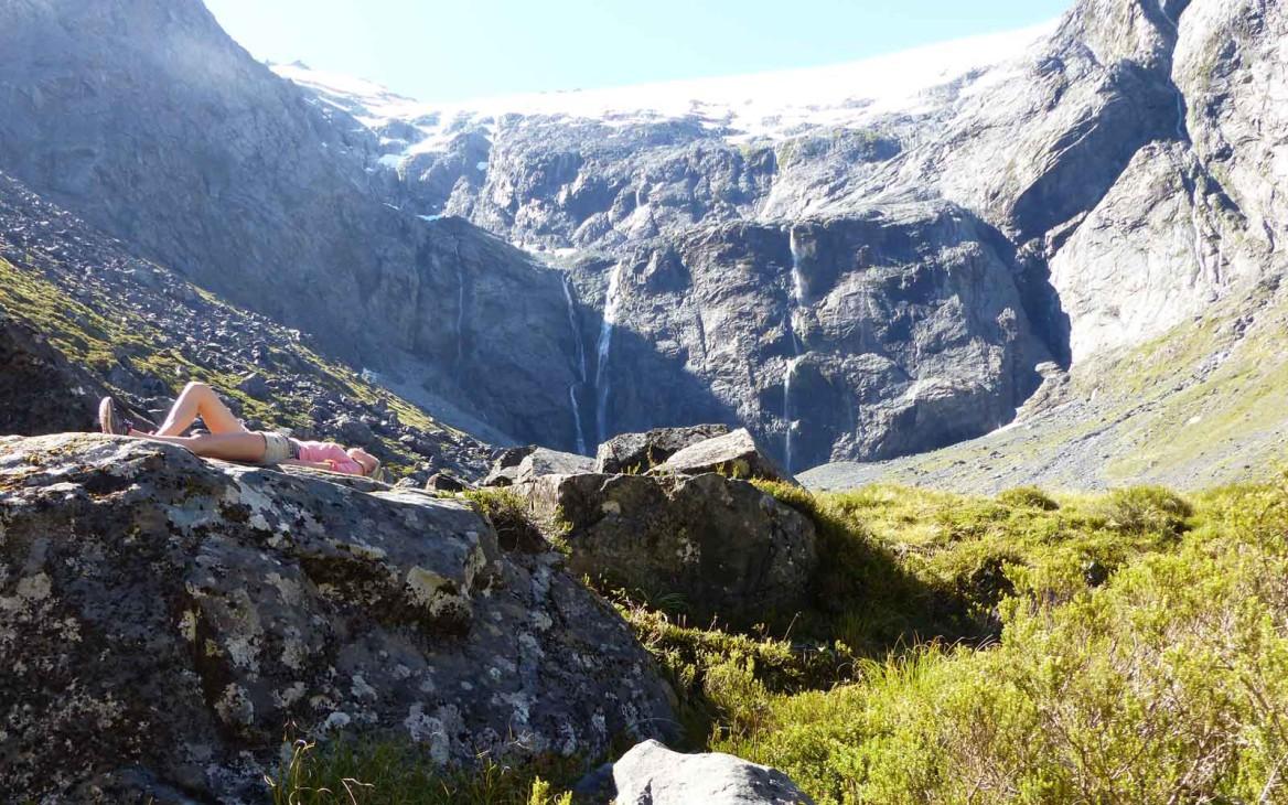 Demi-pair Neuseeland: Lisas Zeit in der Windy City