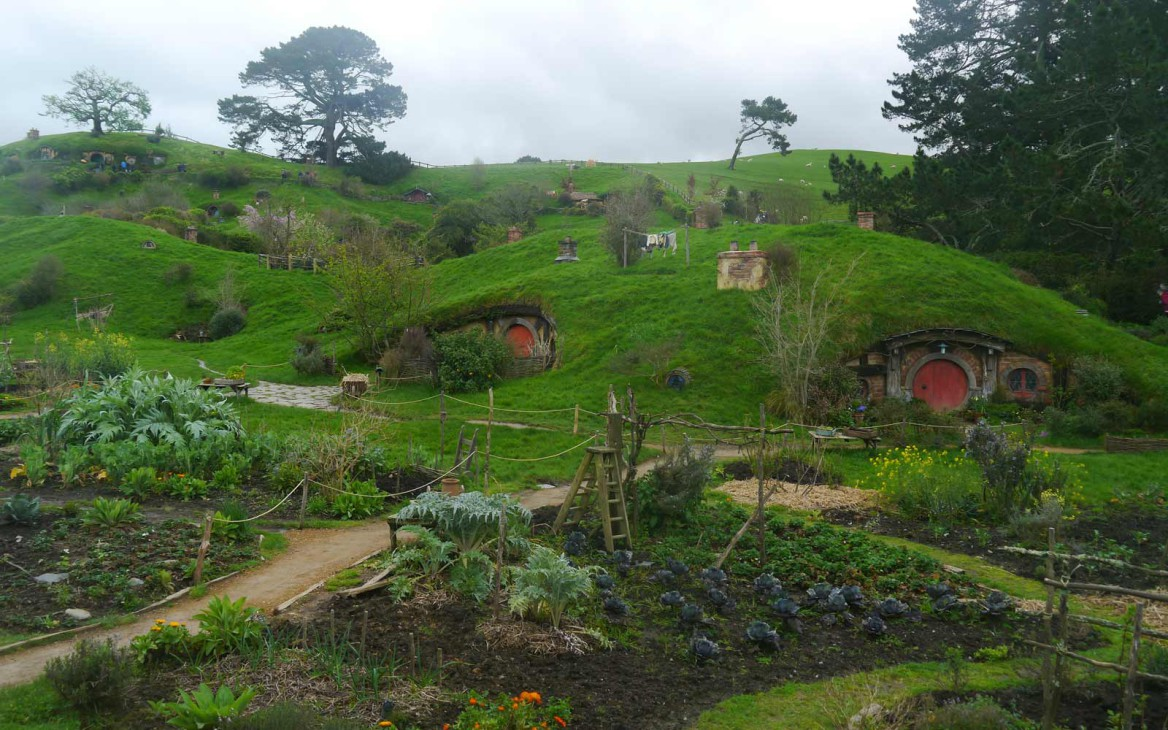 Miriam in Neuseeland #10: Hobbiton, »Leavers Dinner« und Showcase
