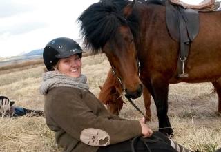 Farmarbeit auf Island – Larissa im Land von Feuer und Eis