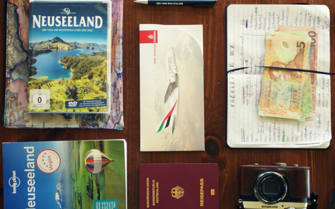 Annie in Neuseeland #2: Jetzt wird's ernst!