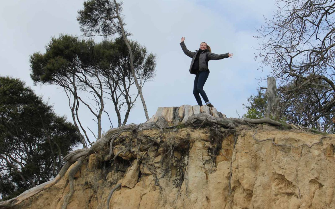 Au-pair Neuseeland: Nathalies Abenteuer