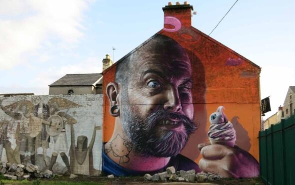 Street Art in Irland