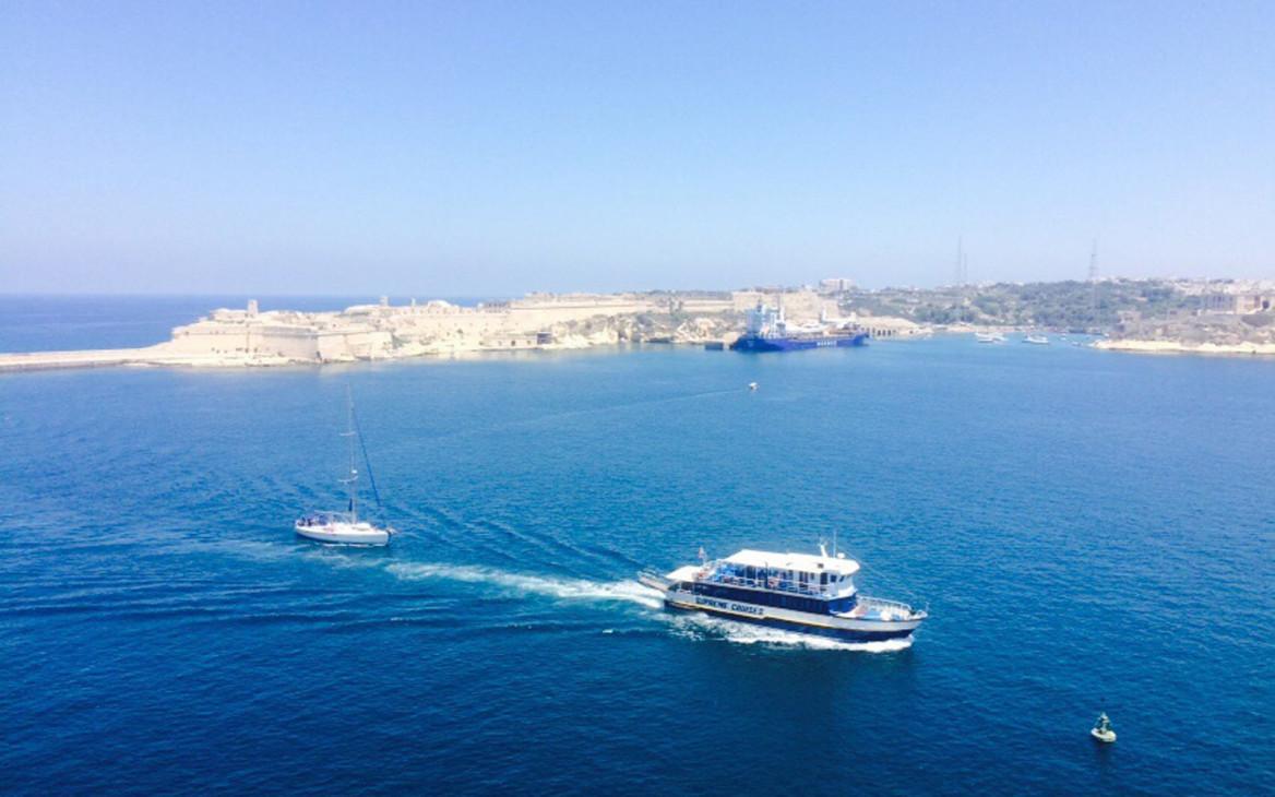Auslandspraktikum Malta: Elisabeth erkundet die Insel