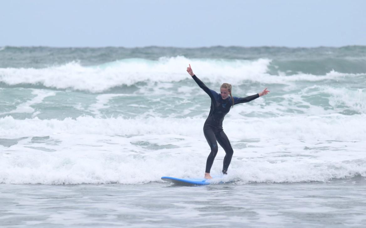 Annie in Neuseeland #4: Erlebnisreiche erste Wochen