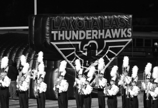 Daniel in den USA #5: Lakota East Thunderhawks – A Hawk Forever