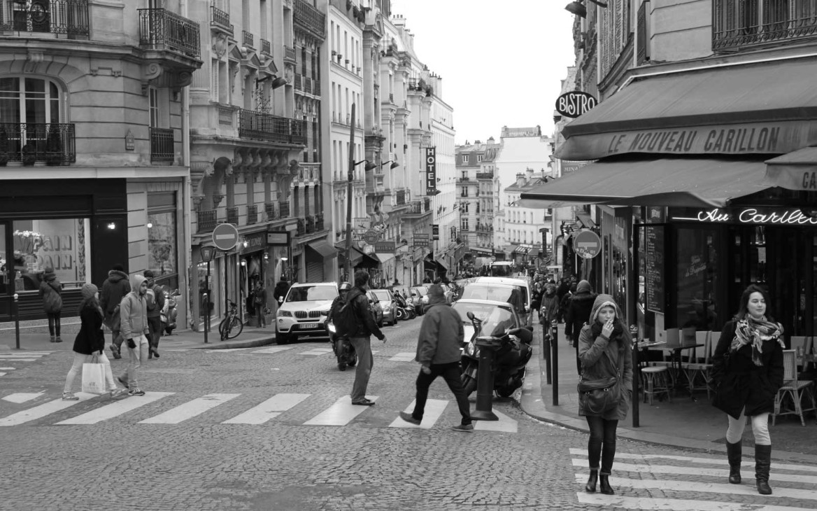 Sprachreise Frankreich: Luisa in Paris