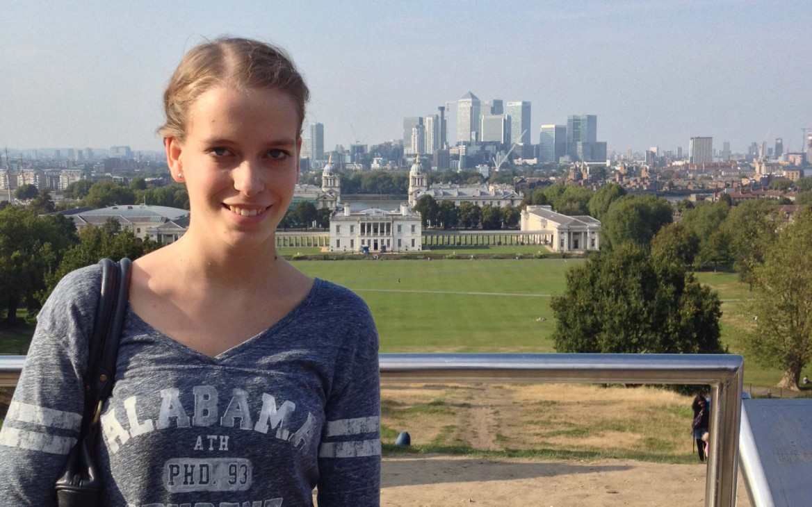 Luisa in England #2: Meine erste Woche in London