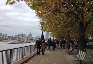 Luisa in England #5: Mein Oktober in London