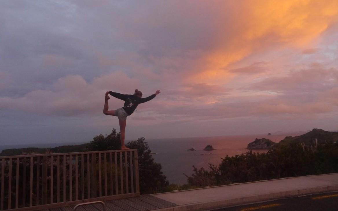 Miriam in Neuseeland #13: Roadtrip mit Family & Friends