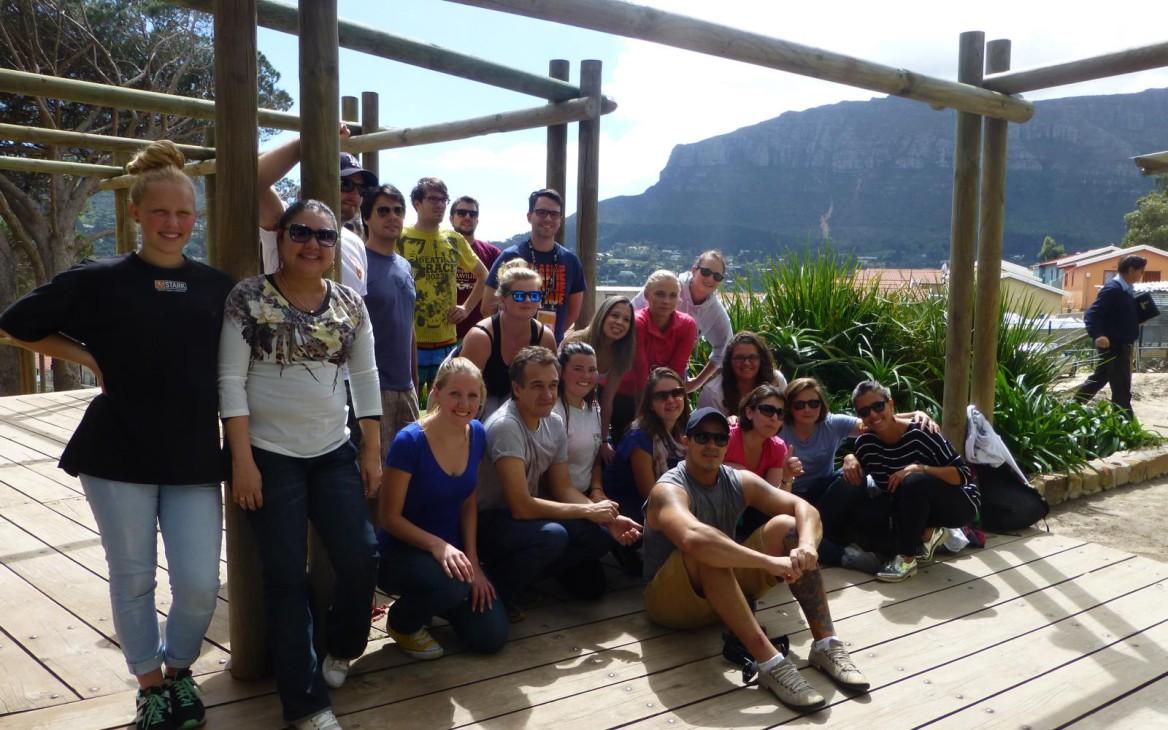 Laras Amazing Race #1 – Auf nach Cape Town!