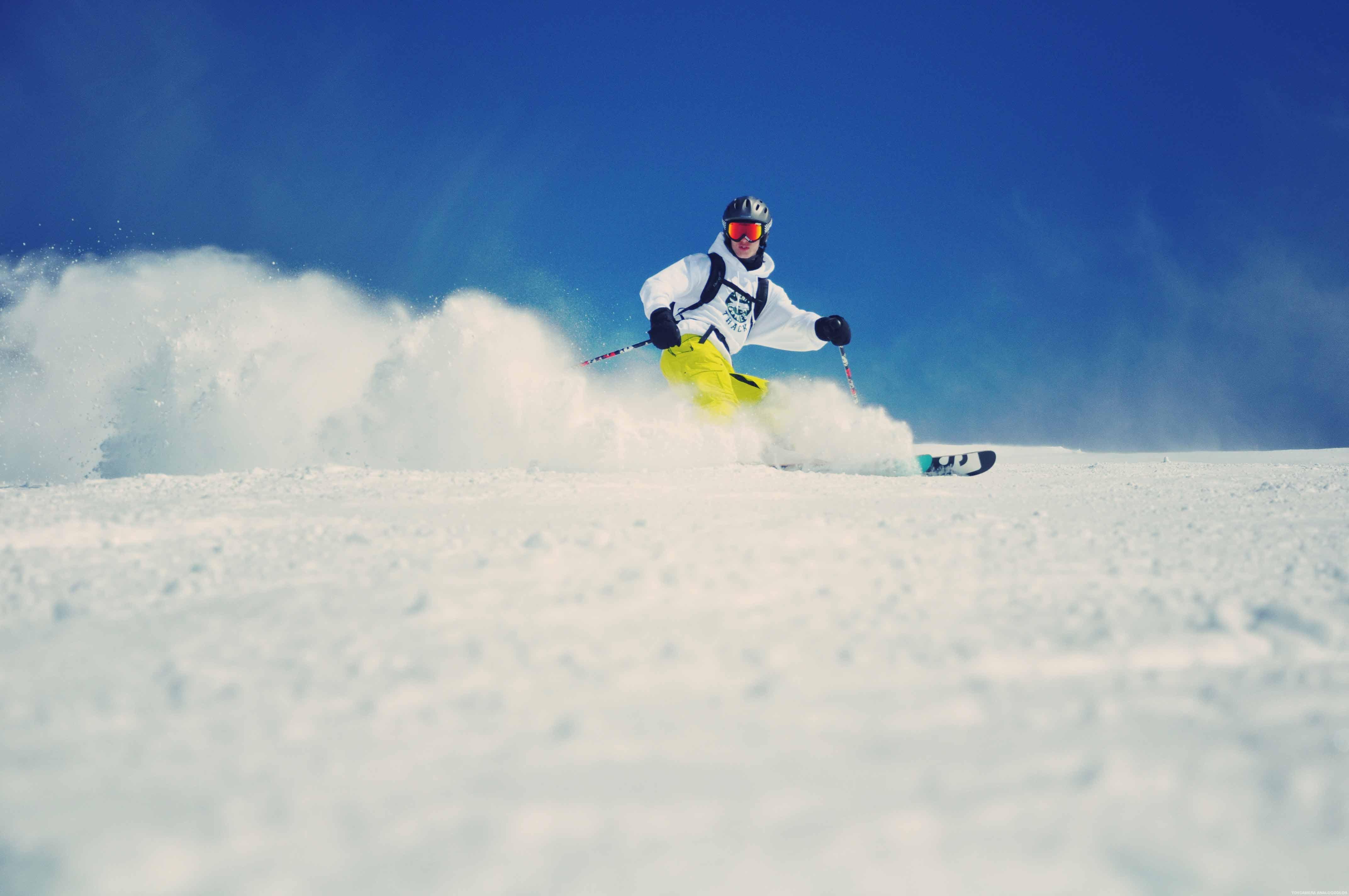 Whistler-Kanada-Ski