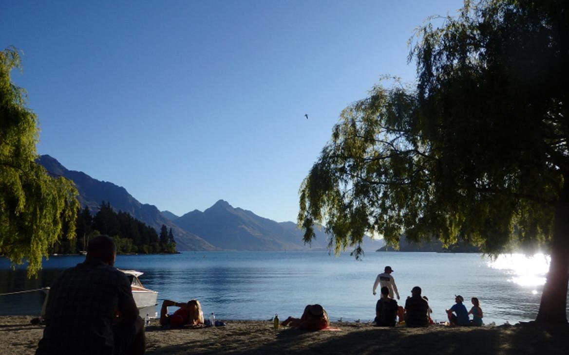 Annie in Neuseeland #6: Der Sommer ist da, das Leben ist schön!