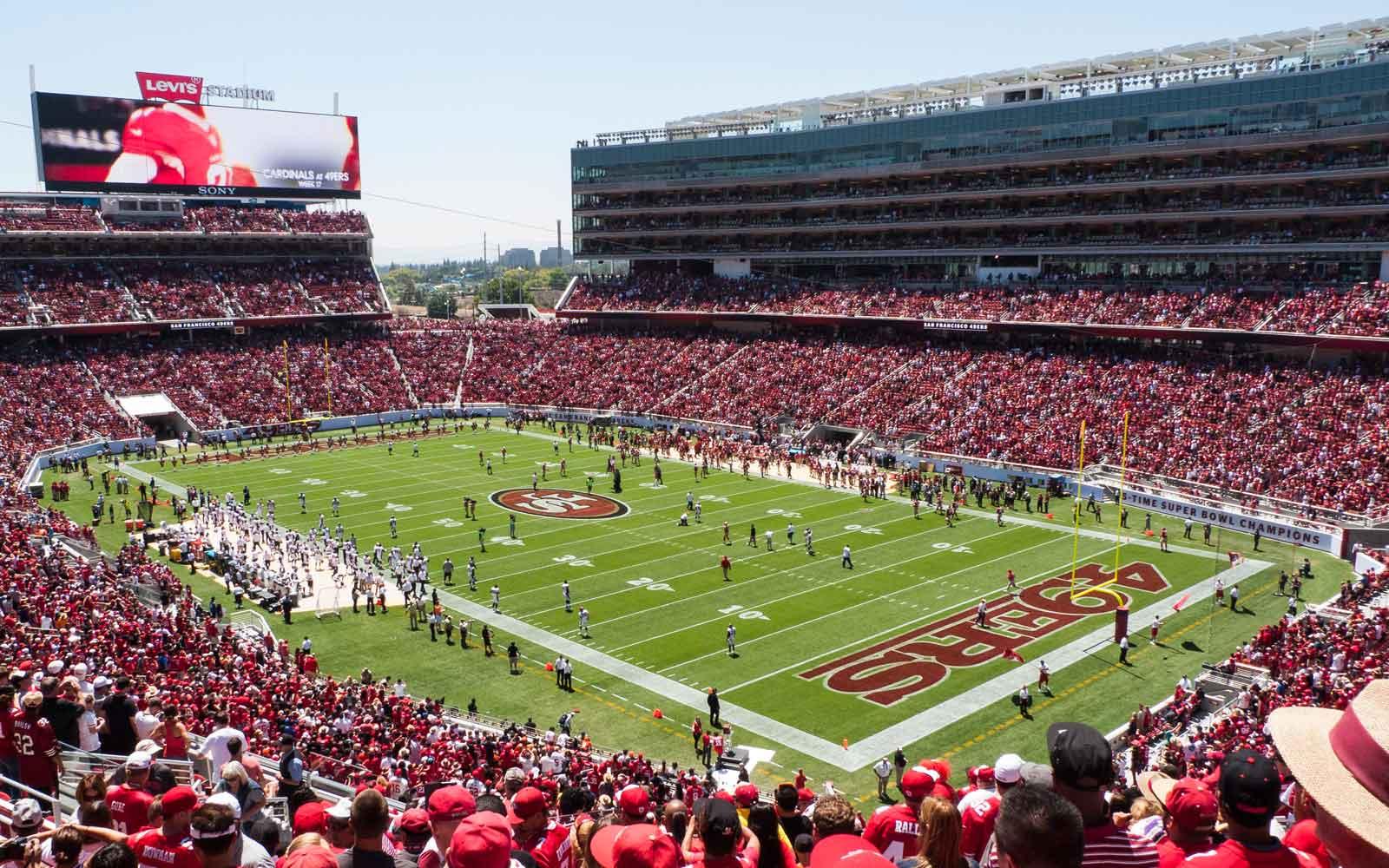 Levi's Stadium Kalifornien