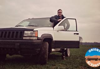 Allgäu-Orient-Rallye: Mit dem Jeep von Oberstaufen nach Teheran