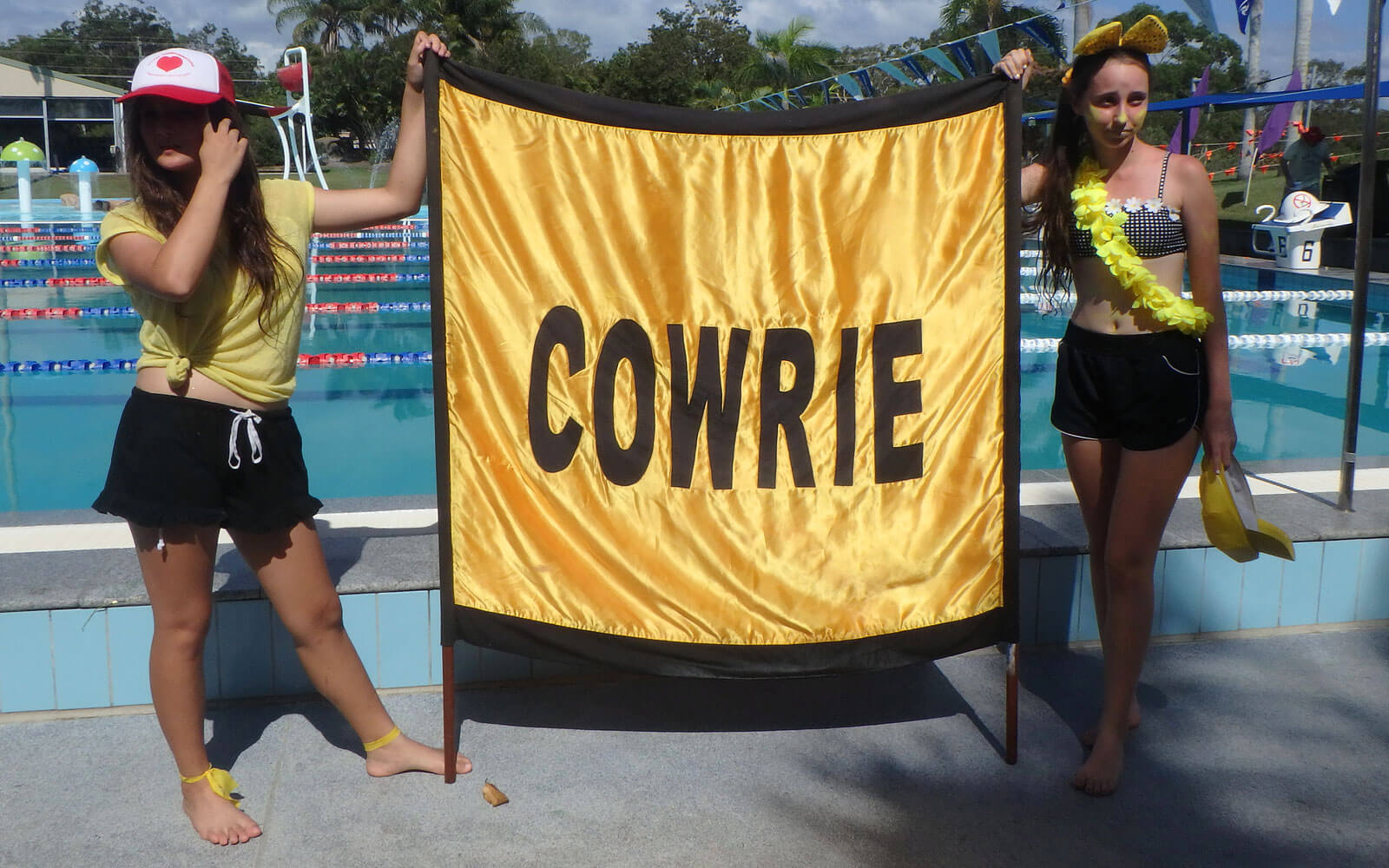 Haus Cowrie
