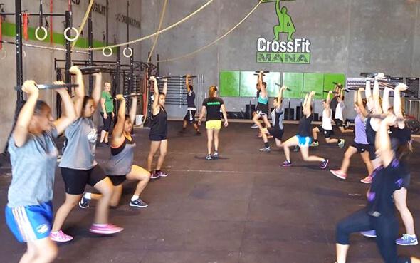 CrossFit in Neuseeland