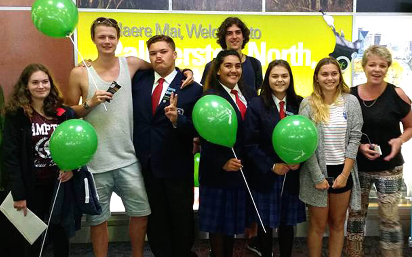 Austauschschüler in Neuseeland