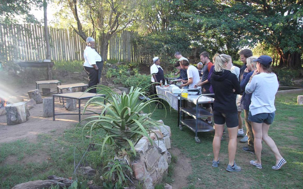 Freiwilligenarbeit Südafrika: Ein Tag im Leben eines Wildlife-Volunteers